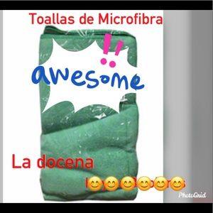 Nuevas Toallas de Microfibra Absorbentes
